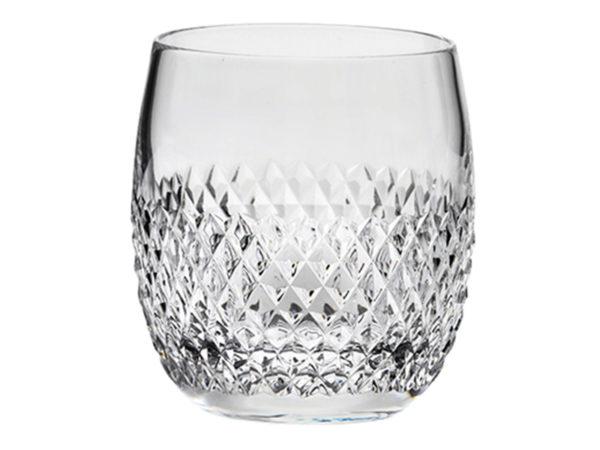 Royal Scot Crystal Tiara Barrel Tumbler