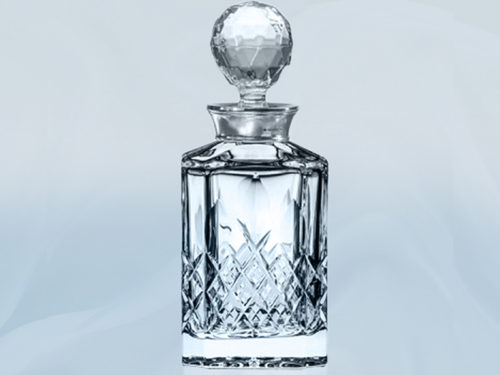 Royal Scot Crystal Decanters