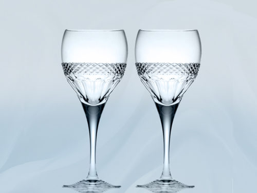 Royal Scot Crystal Wine Glasses