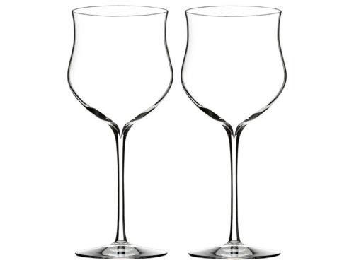 Waterford Crystal Elegant Rose Wine Glasses