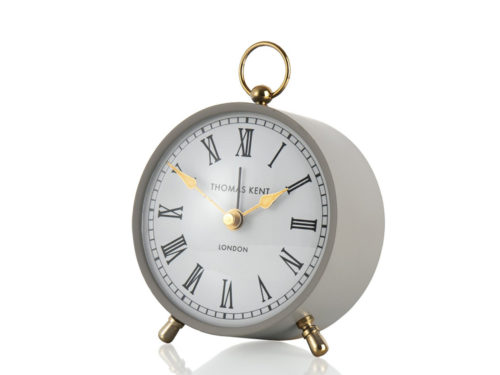 Thomas Kent matel or desk clock